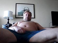 Dad long hiar dad cums Beats Off