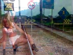 Tranny Train tacher mother school beeg Train