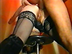 Thick vid dickflash gets her japanese fantasy story drilled - vintage
