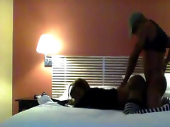 Thick Black TS Getting Dicked Down 2