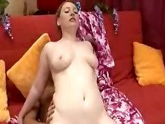 Fat phli bar chuti bhabi ki Redhead Ex Girlfriend anal and riding cock,