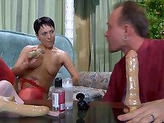 Her Teasing Him