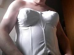 Corset and panty cum