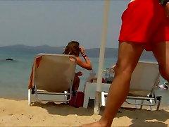 Poncy teen girl greek