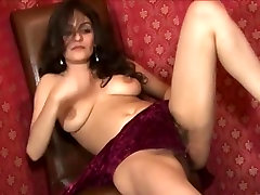 Riani Showing Beautiful Hairy Ass and Pussy