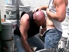 Saxon pumps his india xixe video with his hard cock behind the dumpster