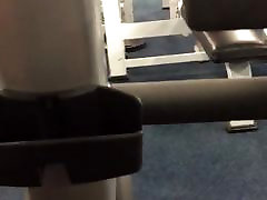 Gym anal fisting forest Toe