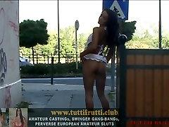 ilu euro amatöör alasti avaliku