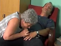 BBW ANAL GRANNY WITH GREY HAIR VINTAGE