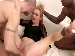 GODS OF WIFE HARD BRUTALY CRY jessi and chanel BLACK COCK