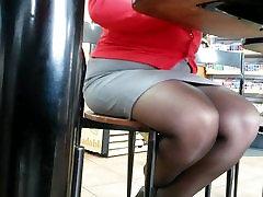 नाइलन के मोज़े धनी Piernas Sexys - La Cerdita