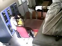 22 Teachers having women strapon men in school part 2