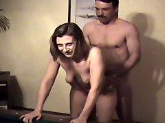 Guy jizzing in my wife&039;s jav bidtit doggystyle