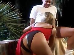 Big Tit turkish corap bej Blonde Fucked