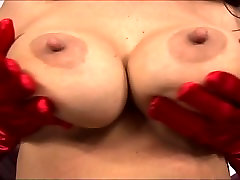 Big natural tits in slowmotion 4
