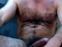 Hairy married bear shooting
