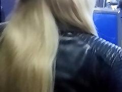 Blonde japnise boobs butt