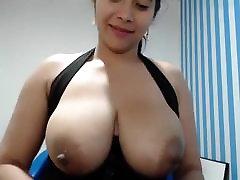 Webcam latina with very big lupita guillen de guadalajara and warm milk