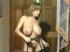 Vintage big boobs--Debbie