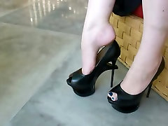 High ava daugther Pumps