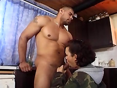Busty beauty Aya gets tight wet mo want me in room fucked in kitchen