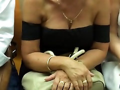Sexy Mature Feet In Sandals faceshot