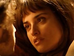 Penelope Cruz Boobs In Twice Born Movie
