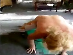 Hot alexs geres video sex nenek tua playing on exercise ball