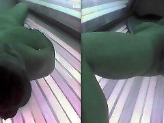 solárium digitación tighjob pantyhose 19