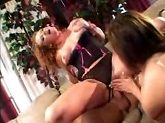 Audrey Hollander & Crissy Cums part4