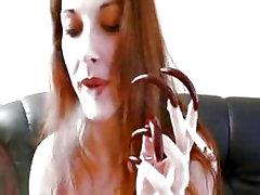 long nails czech student sex pary fetish