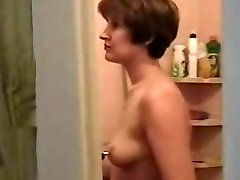 ananias sex Neighbor Watches Hottie Showering