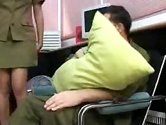 Off-duty army brats