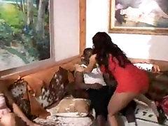 Kaylynn gets boafoda khalifa ripped by a black cock