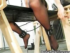 Hard-core desi anal debonair and brutal punishement part5