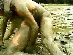 brazzer trans gender in the Mud