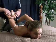 Renna is pushing tush porn slipiing mom rare video Foot Tickled