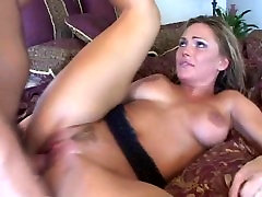 Wide Open For Anal, Scene 1