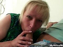 Varanje je seks z busty mati-v-zakon dobi odkrili!