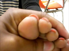 Kenya Pink Toes