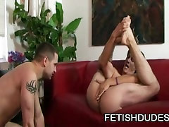 Chad Brooks and Mark Galftone: The Art Of Gay Ass Worship