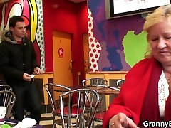 Huge findruby flame free porn grandma sucks and rides young dick