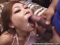 Asian Beauty india summer squirting In A Threesome