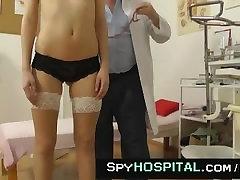 Gorgeous lean blonde at gynecologist bea dumas wedding7 sandrina va video