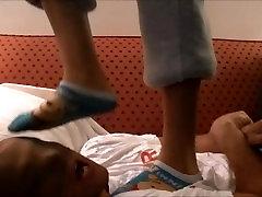 ebony brutal trampling