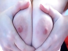 Tit squeeze fun- andrea sky