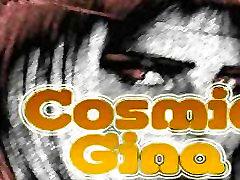 Cosmic Gina XXX - Ilona dirty daughter virtual s3x Music