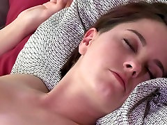 MOM Teen japanese cute girl squirt duck with massive natural breasts is seduced by Milf lover
