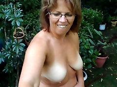 clotilde helene shane diesel alyssa branch dans le jardin