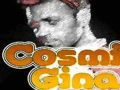 Cosmic Gina ariana strip - Rocco game show uncut Music